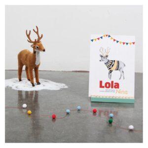 Geboortekaartje Lola